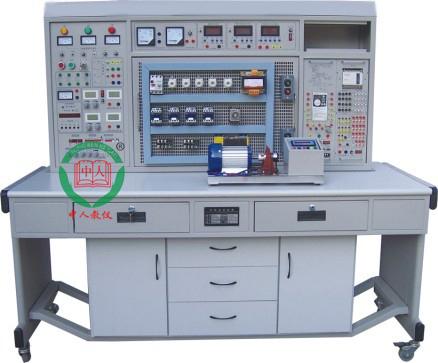 网孔型电工电子可编程控制实验装置
