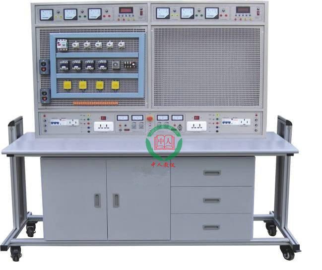 网孔型电工技能与电工工艺实训装置