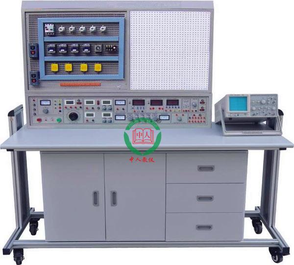 立式电工技能创新实训考核设备