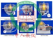 <b>透明电机与变压器模型</b>