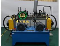 泵-缸液压系统