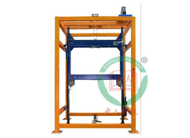电梯限速器安全钳联动机构实训考核装置设备