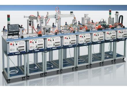 MPS模块化柔性制造生产线