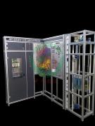 电梯电气安装与调试实训考核装置