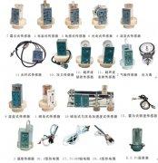 传感器分类