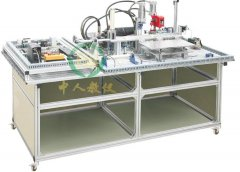 机电液气一体化实训装置