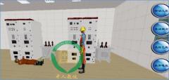 触电急救仿真模拟考核系统