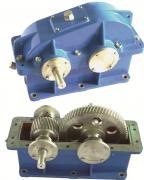 单级圆柱齿轮减速器拆装模型