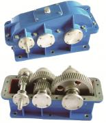 二级展开式圆柱齿轮减速器拆装模型