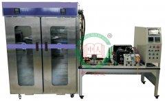 现代冷库技术综合实训考核平台