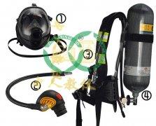 正压式呼吸器仿真考核系统
