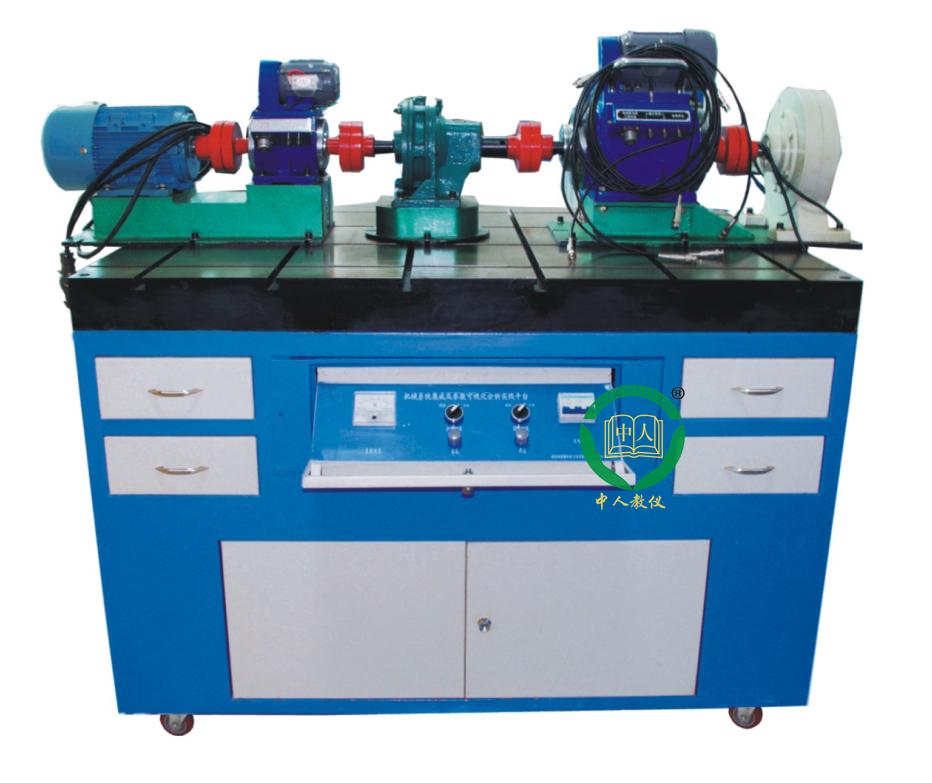 机械传动性能测试实验台