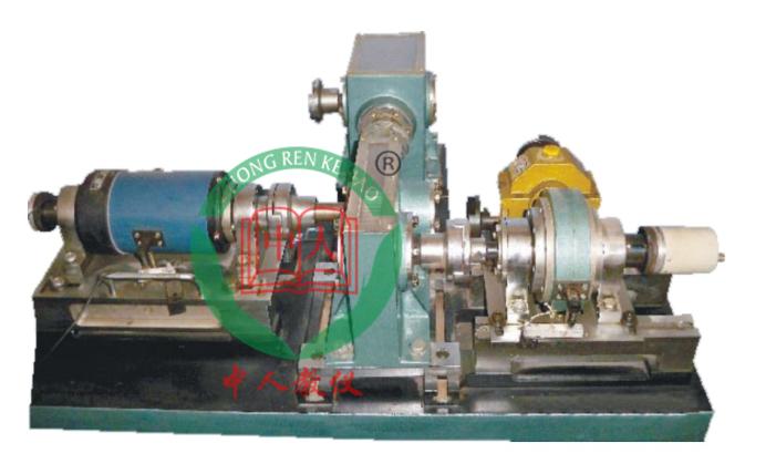 齿轮传动效率实验台