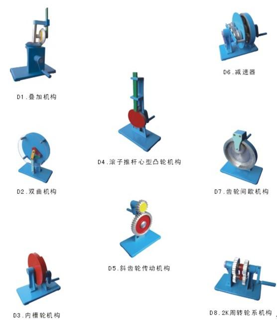 机械传动机构综合实训模型