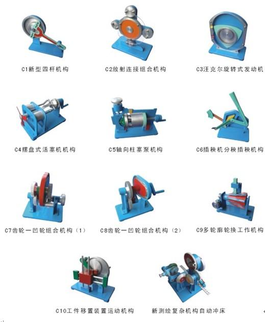 机械创新设计模型