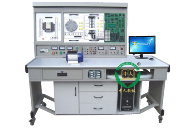 PLC与单片机综合实验装置