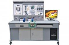 可编程控制器、变频调速、单片机综合应用实训装置