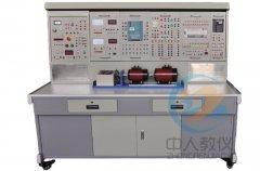 三菱变频调速与电机控制实训装置
