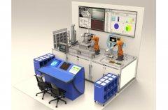 桌面式智能生产线实训系统