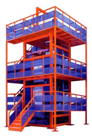 电梯安装、维修与保养实训考核装置