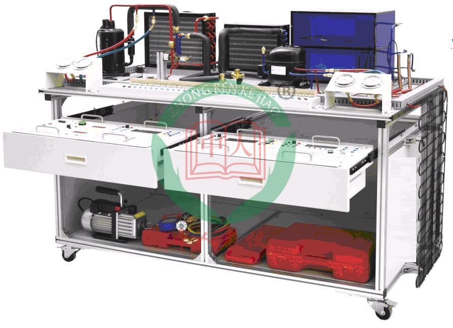 现代制冷与空调系统实训考核装置