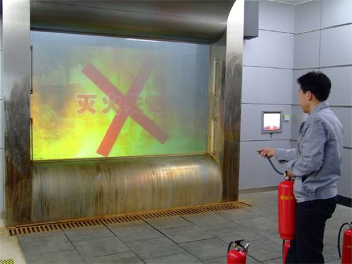 安监局虚拟灭火综合仿真考培系统