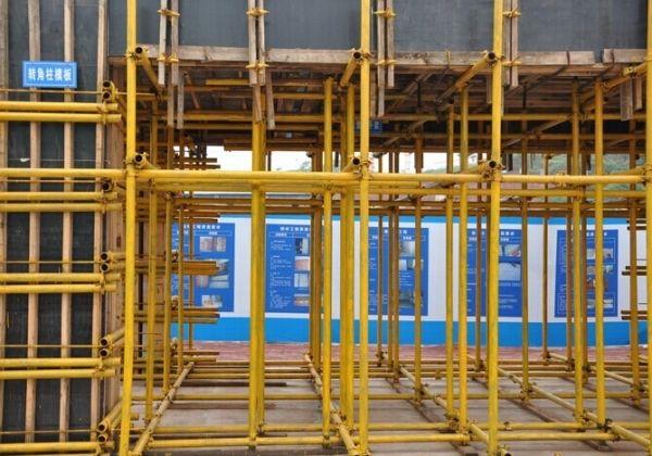 登高架设作业安全技术实际操作考试点设备