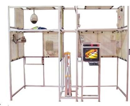 ZRLYMN-3建筑电气与智能化实践教学模拟楼层