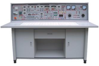 高級電工模電、數電、電力拖動(帶直流電機)實驗室成套設備
