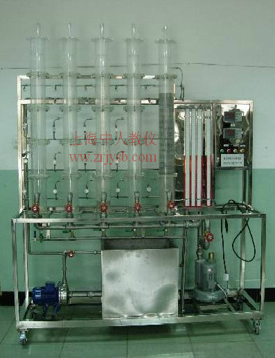 ZRBST-B 板式塔演示实验装置