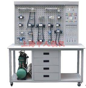 ZRTQD-19A PLC控制气压传动实验装置