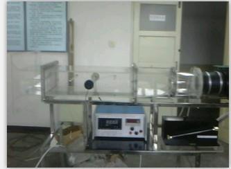 ZR-569型强迫对流管簇管外放热系数测试装置