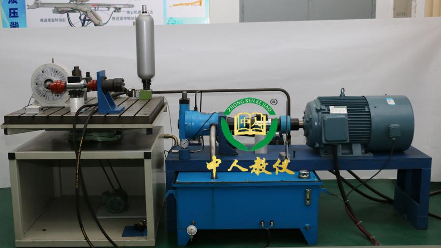 泵-马达液压系统