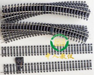 城市轨道交通信号控制及运营管理仿真实训系统轨道线路模型
