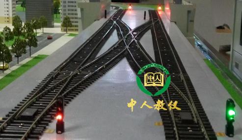 城市轨道交通信号控制及运营管理仿真实训系统信号设备模型