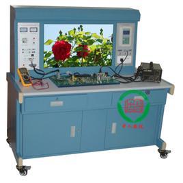 液晶电视维修实训考核装置,彩电维修教学设备