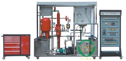 给排水设备安装与控制实训装置,给排水实训模型