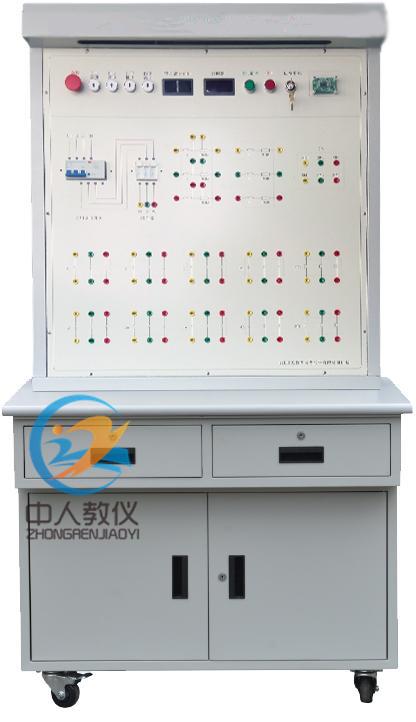 電梯電動機電氣控制操作臺