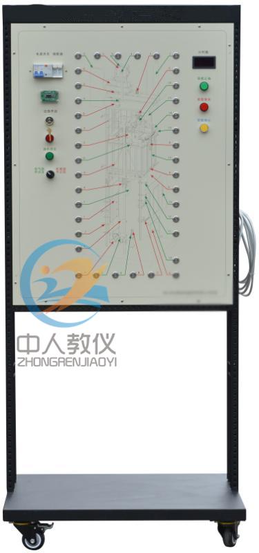 電梯設備識別操作臺