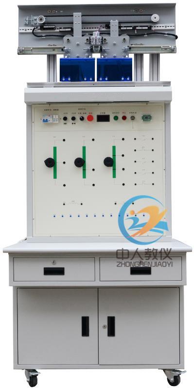 電梯門繼電器控制操作實訓裝置