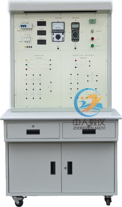 整流電路、穩壓電路電氣操作實訓裝置